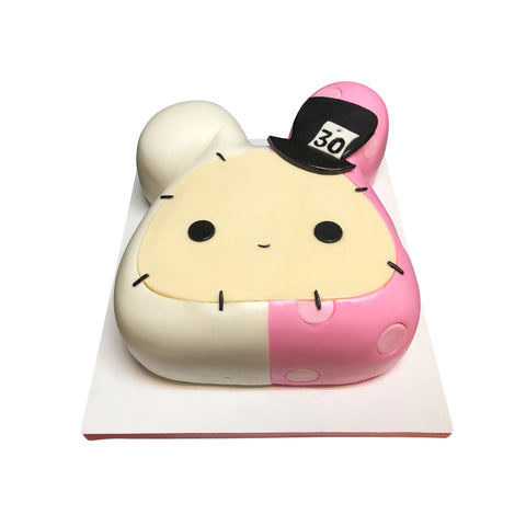 Happy Hello Kitty Birthday Cake