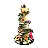 Wonderland Tea Party Cake