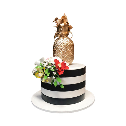 Modern Artistic Dream Cake