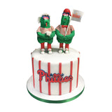 Phillie Phanatics Cake