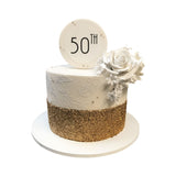 Fifty, Fab, and Fun Cake