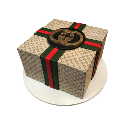 International Watch Co. Cake