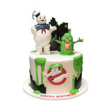 Who You Gonna Call Cake