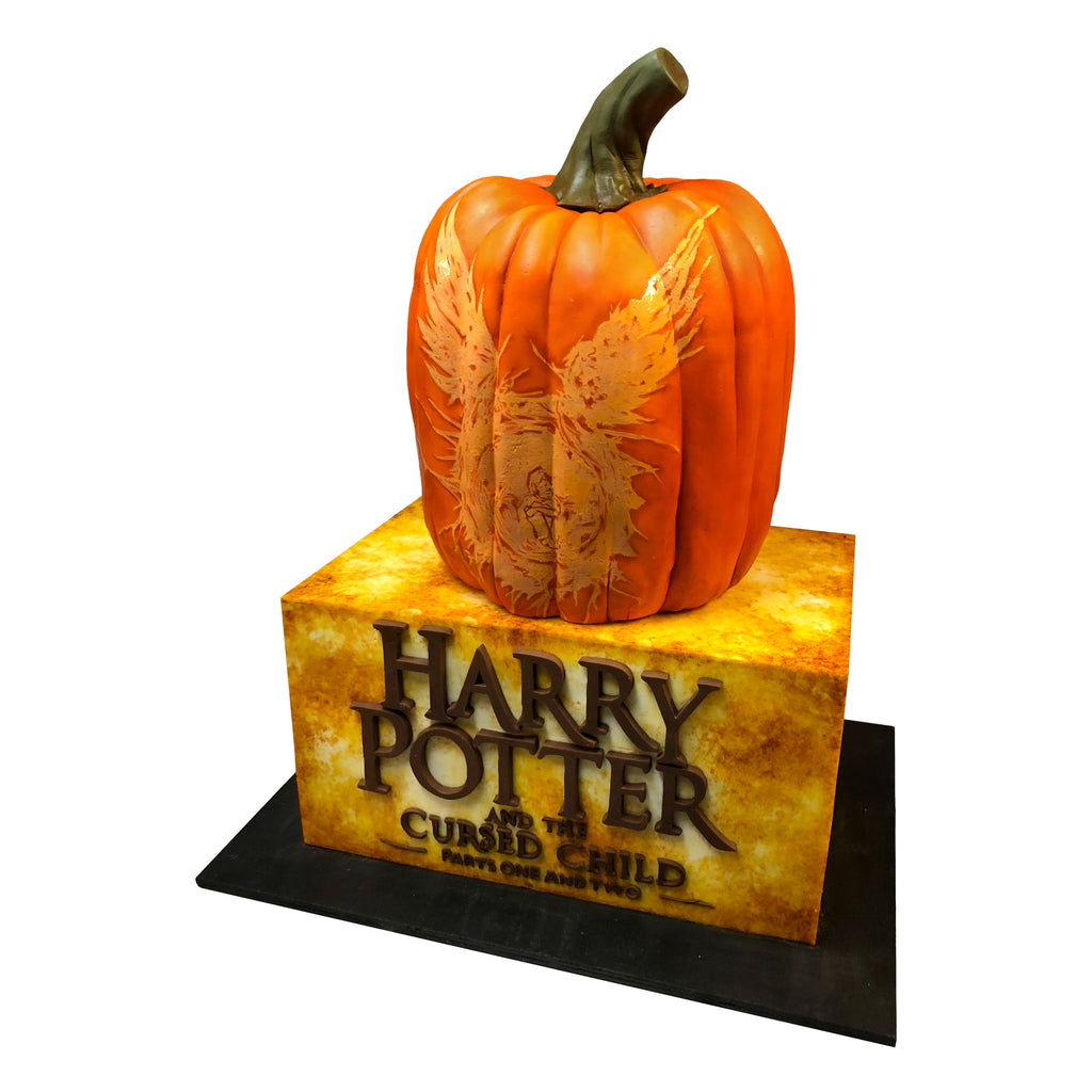 Harry Potter and the Cursed Child Broadway Cake