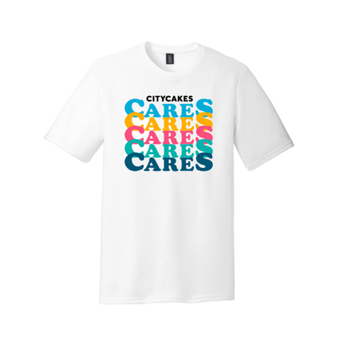 City Cakes CARES Cotton Tote Bag