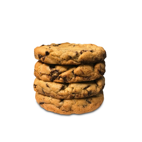Double Stuffed Assorted Half Pound Cookies - 4 Pack
