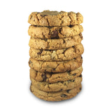 Chocolate Chip Variety Half Pound Cookies - 8 Pack