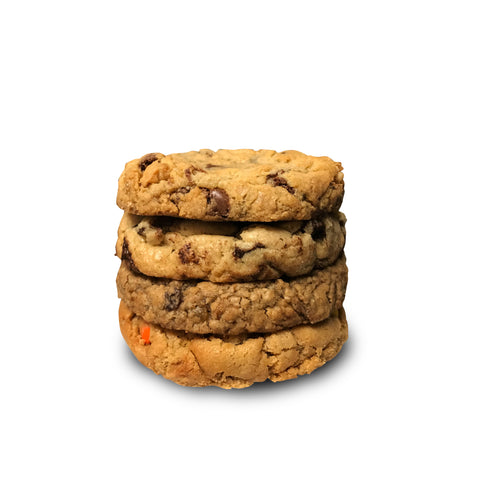 Cookie Top Sellers Assorted Half Pound Cookies - 4-Pack