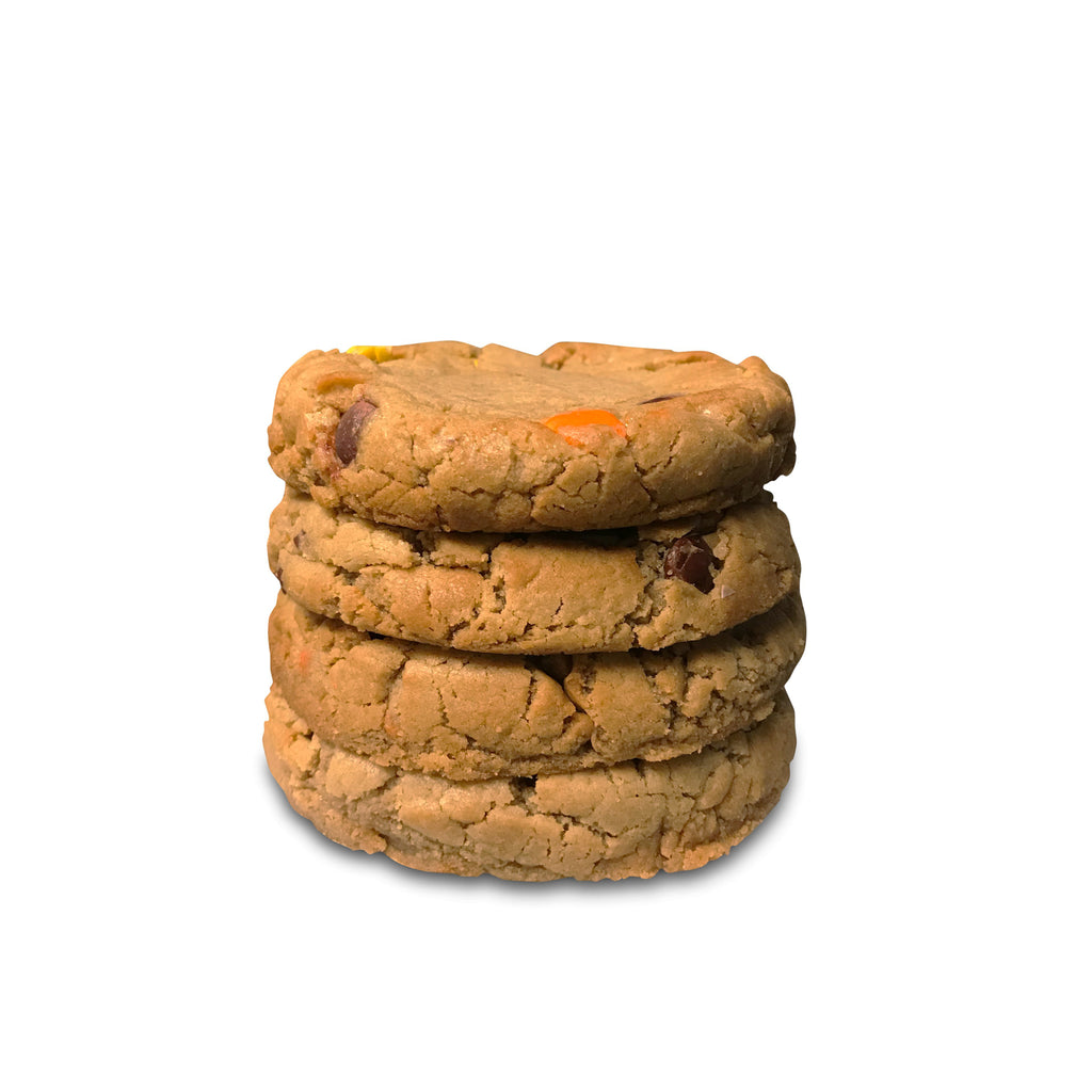 Reese's Peanut Butter Half Pound Cookies - 4 Pack