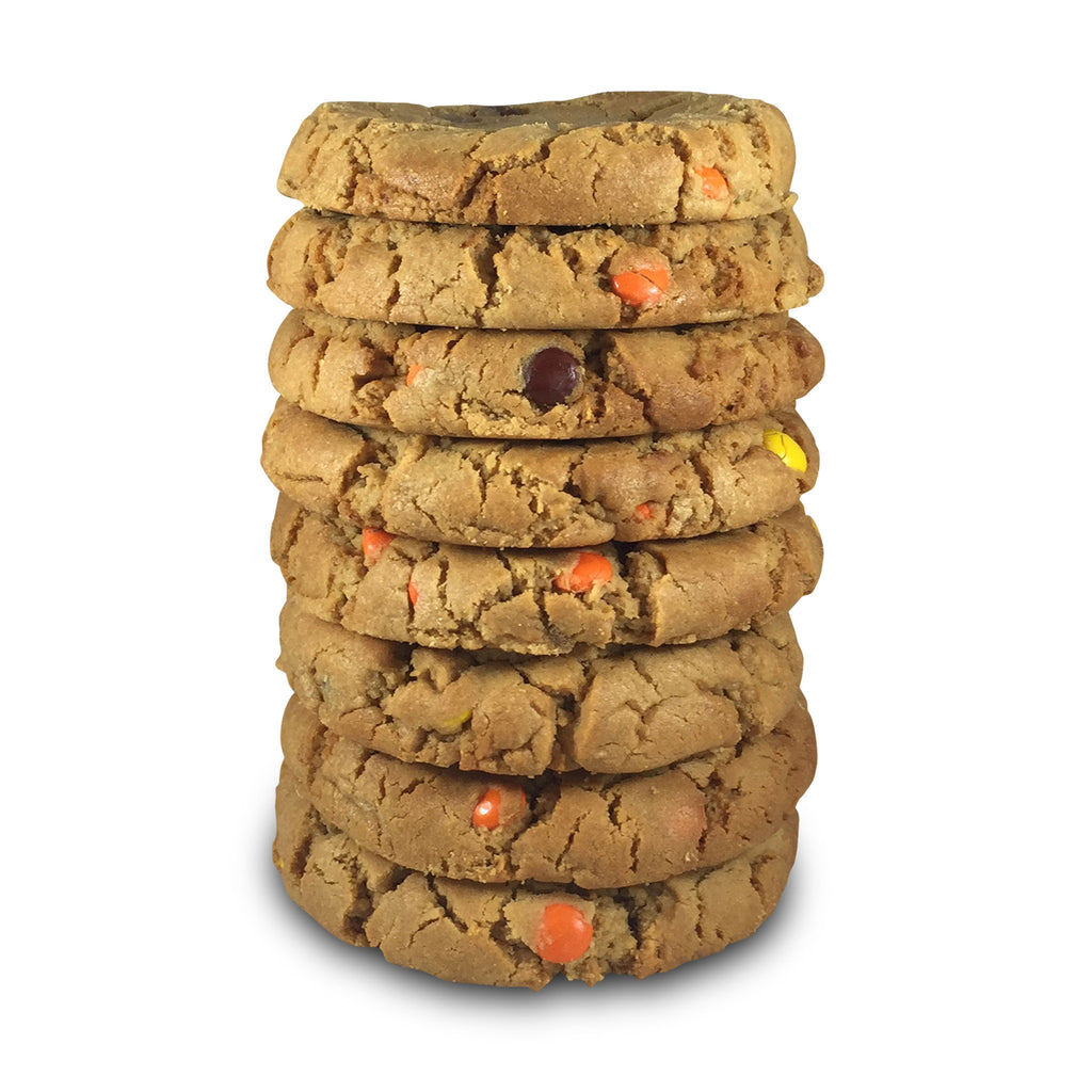 Reese's Peanut Butter Half Pound Cookies - 8 Pack