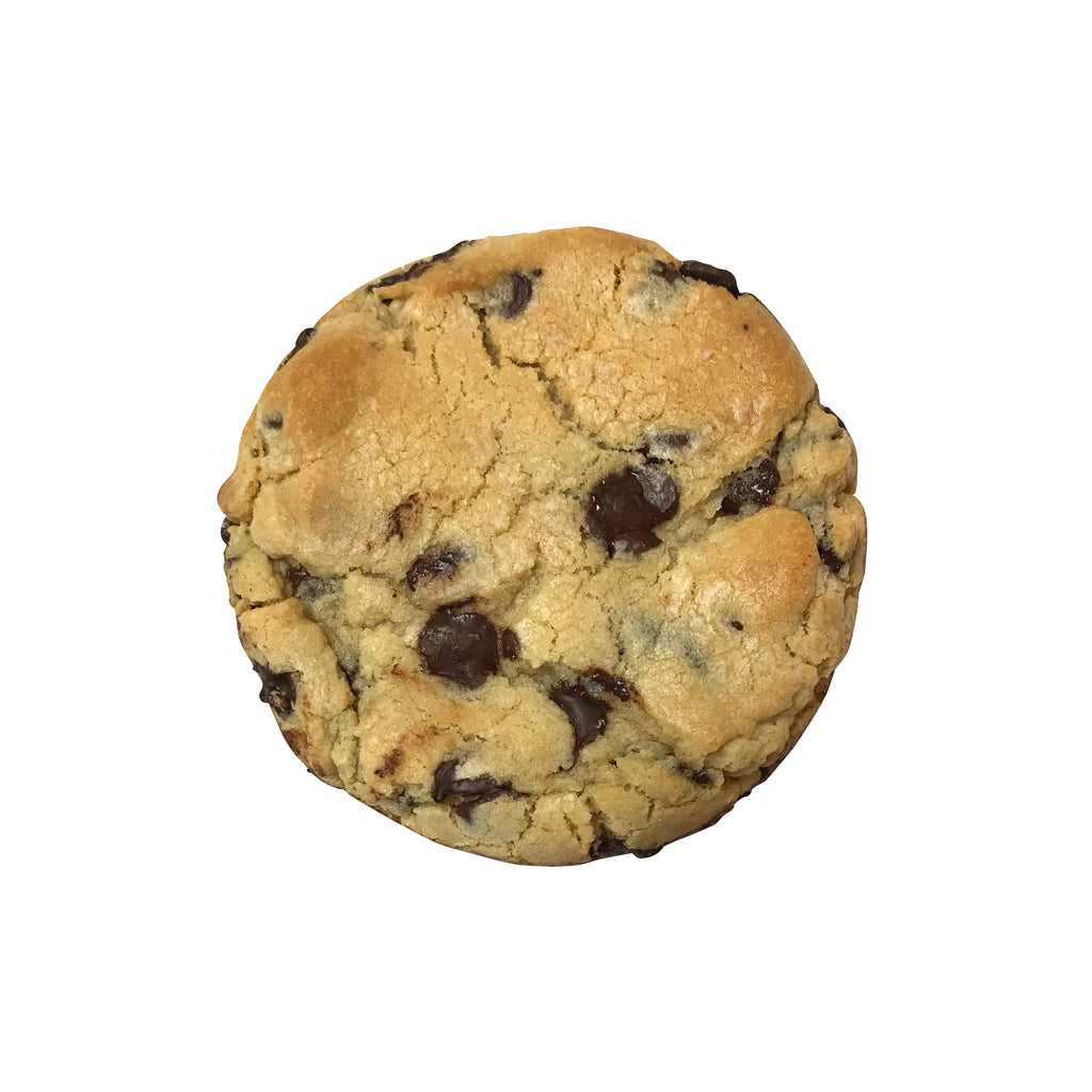 Dangerous Duo Chocolate Chip Half Pound Cookies - 4 Pack