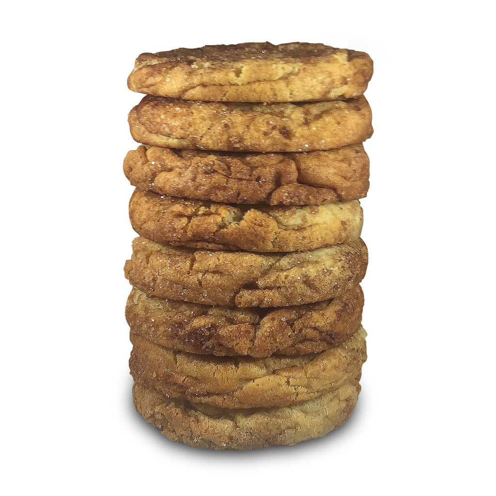 Signature Sugardoodle Half Pound Cookies - 8 Pack