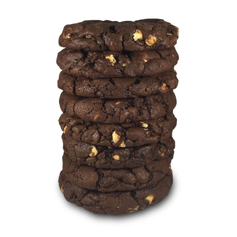 Macamochip Nutella-filled Half Pound Cookies (GF) - 4 Pack