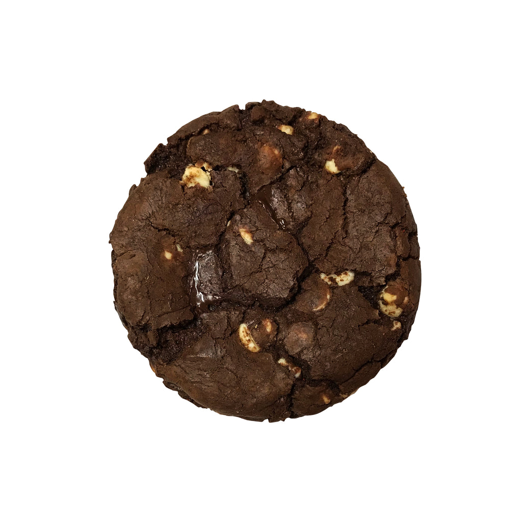 Triple Chocolate Spice Half Pound Cookies - 4 Pack