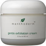 gentle exfoliation cream