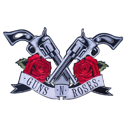 Patch guns n roses | Boutique biker