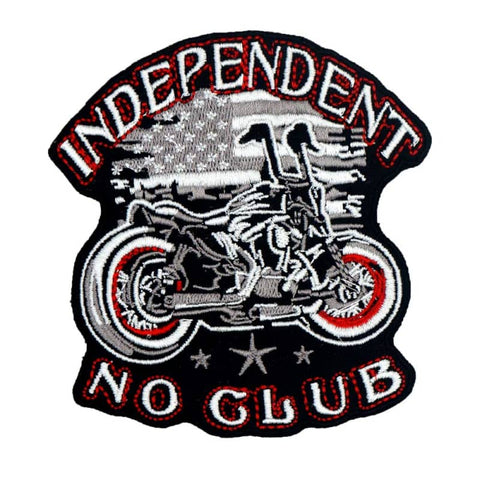 Patch Biker Independant | Boutique biker