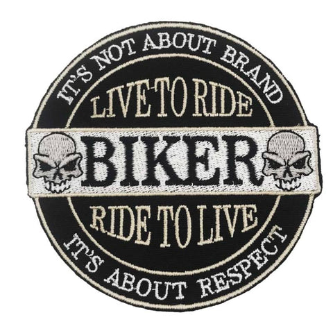 Patch Pour Biker | Boutique biker