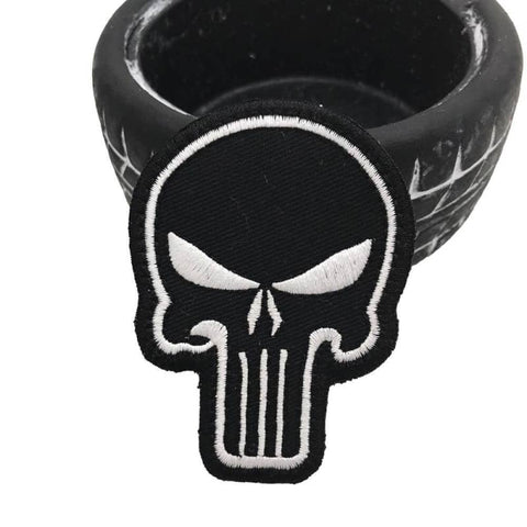 Patch Punisher | Boutique biker