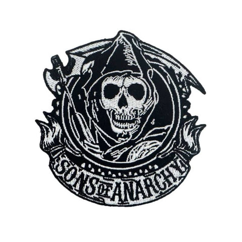 Patch Sons Of Anarchy France | Boutique biker