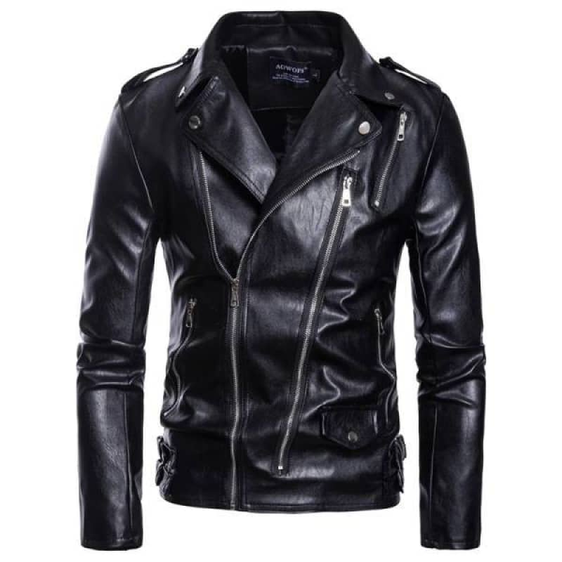 Perfecto Simili Cuir Homme | Boutique biker