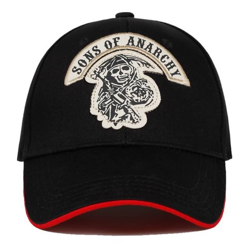 casquette sons of anarchy reaper crew | Boutique biker