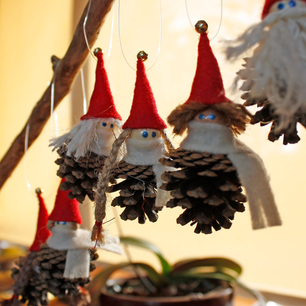 How To: Yule Nissen Ornaments