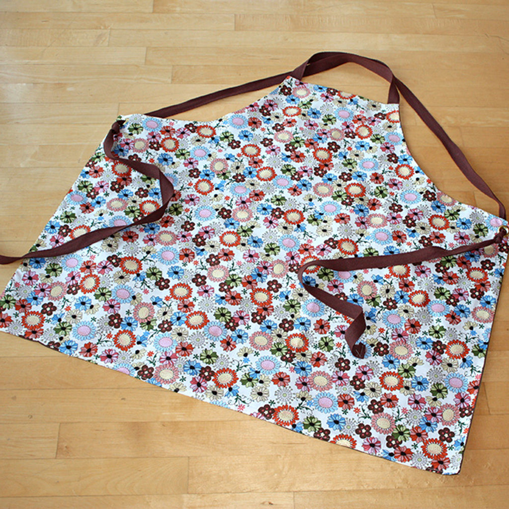 How To: Easy Reversible, Adjustable Apron
