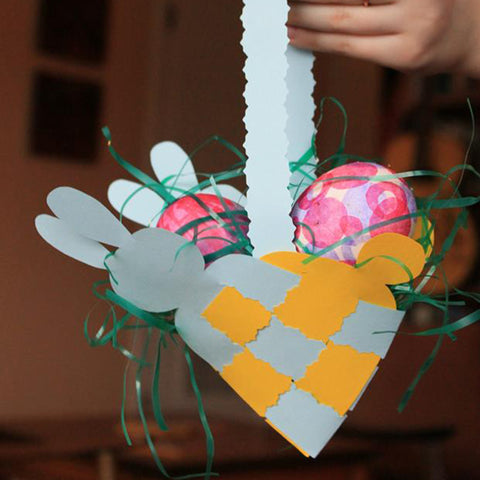 How To: Bunny Baskets