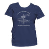 Jet City t-shirt women navy