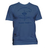 Jet City t-shirt unisex blue