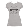 Rowing t-shirt women grey