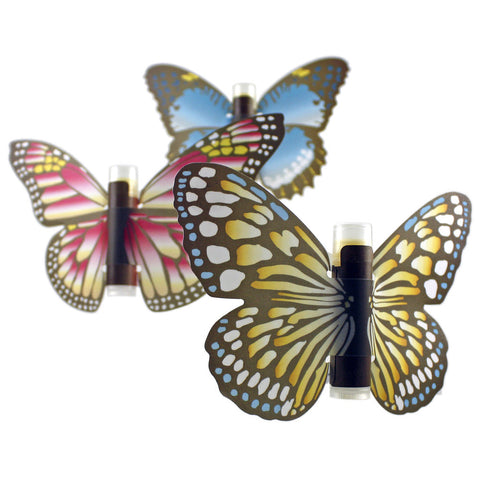 Butterfly Smooch Lip Balm Gift Set