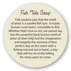 Fish Tale Soap insert story card
