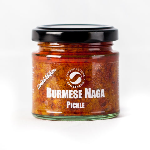 Burmese Naga Pickle