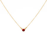 THE PERFECT NECKLACE in 14k gold vermeil