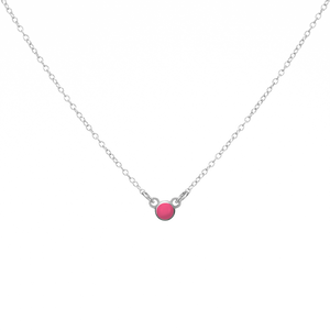 THE PERFECT NECKLACE  in sterling silver