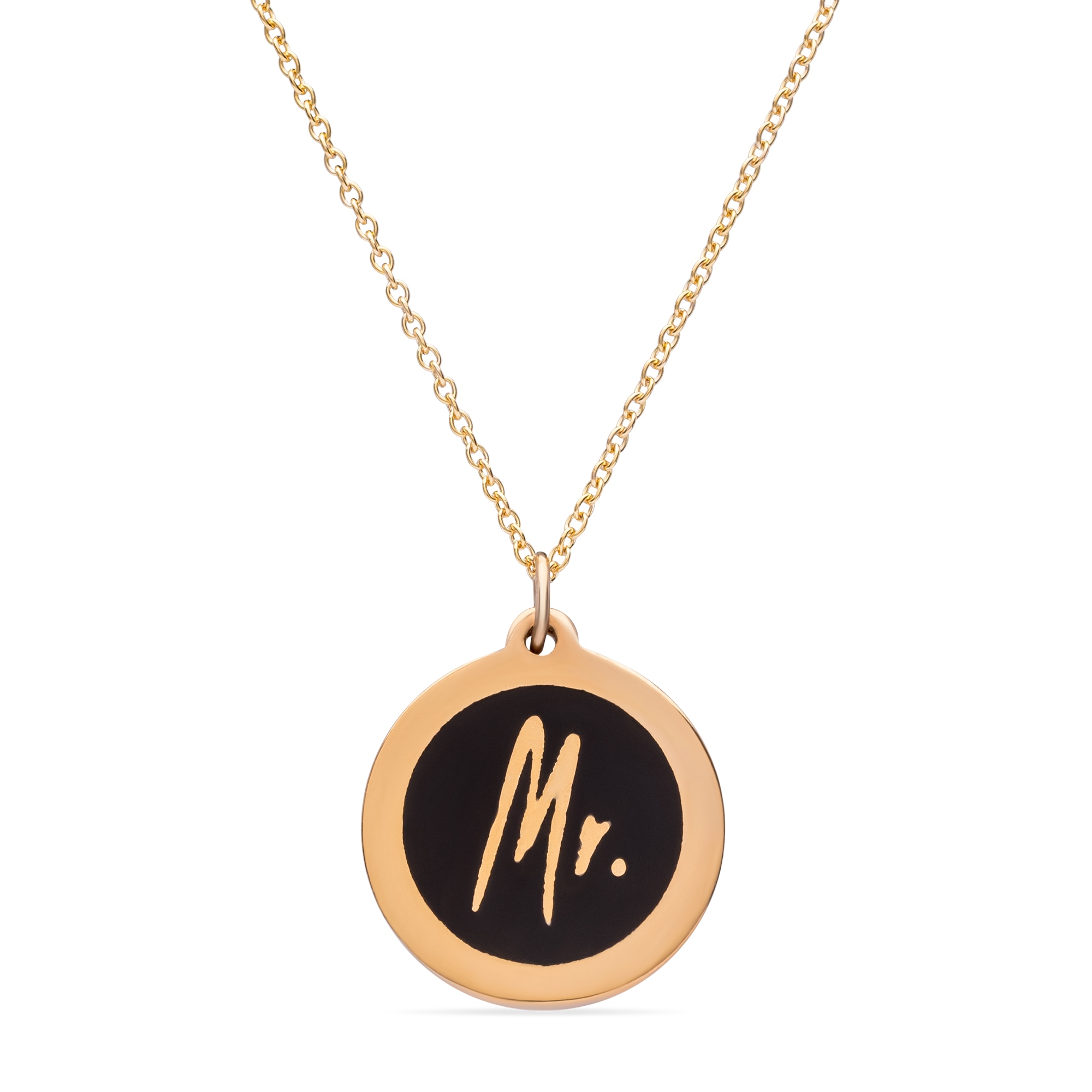 ORIGINAL MR. CHARM in 14k gold vermeil