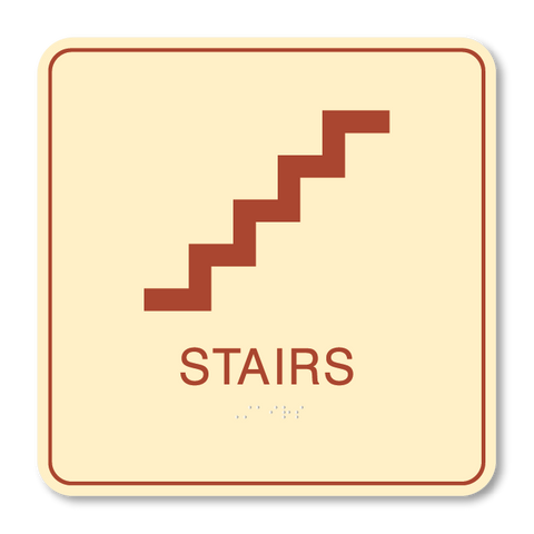 Primary - Stair ID  (Antique Ivory & Canyon)