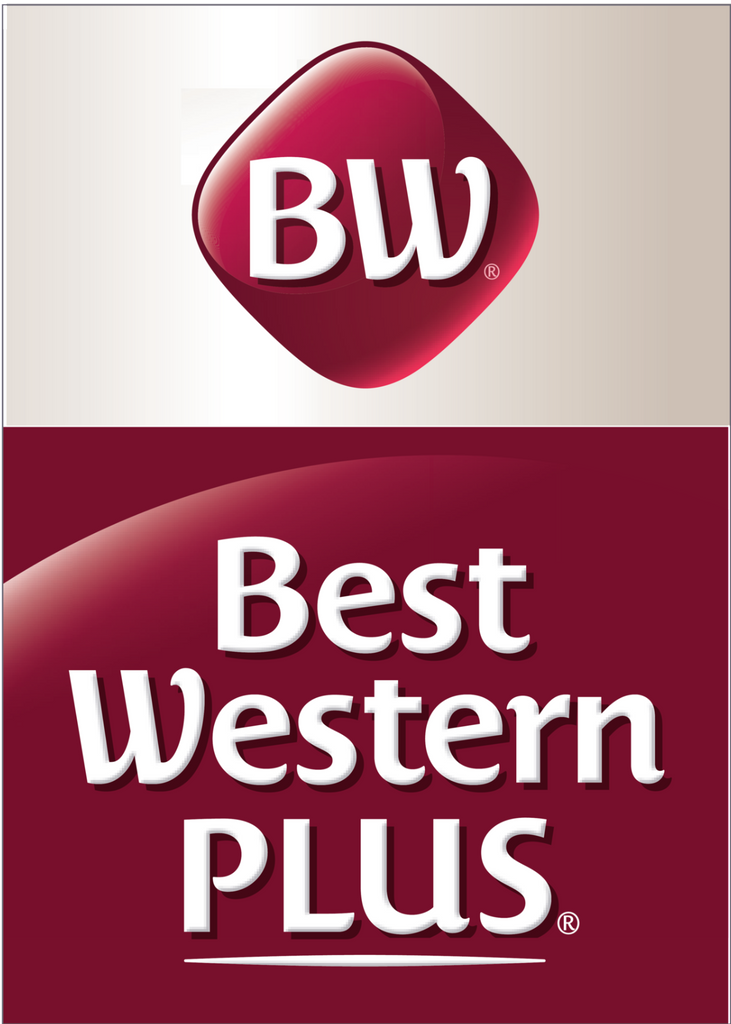 Best Western Plus Podium Sign