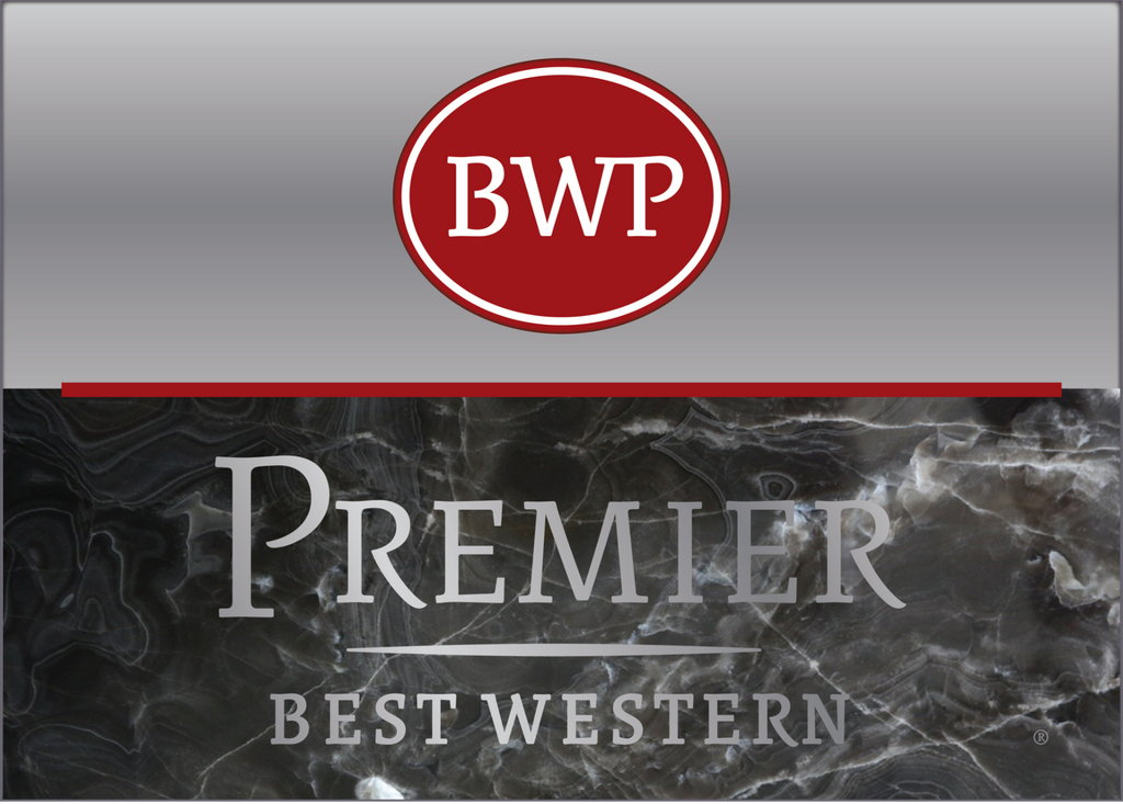 Best Western Premier Podium Sign