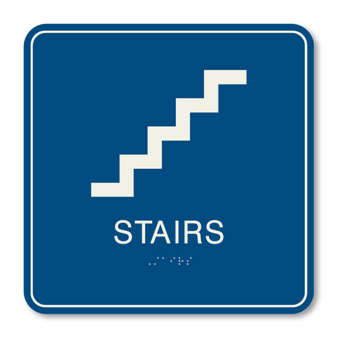 Primary - Stair ID  (Blue & Ash)