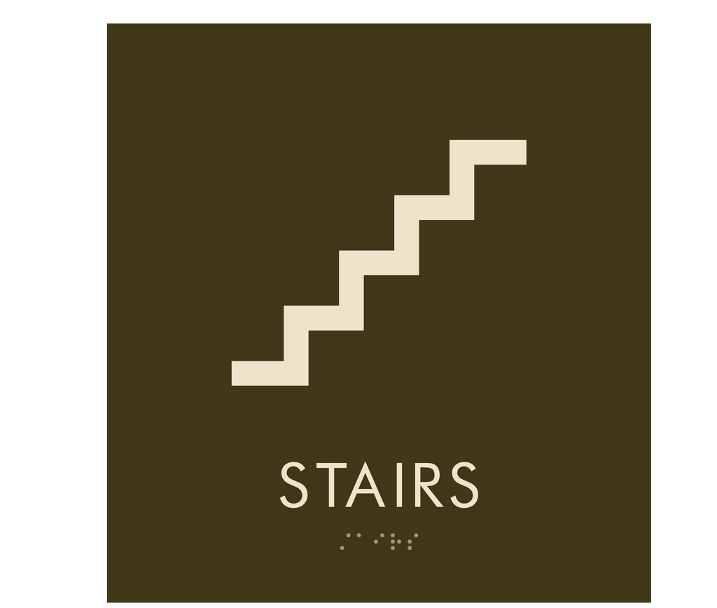 Stair ID w/Pictogram