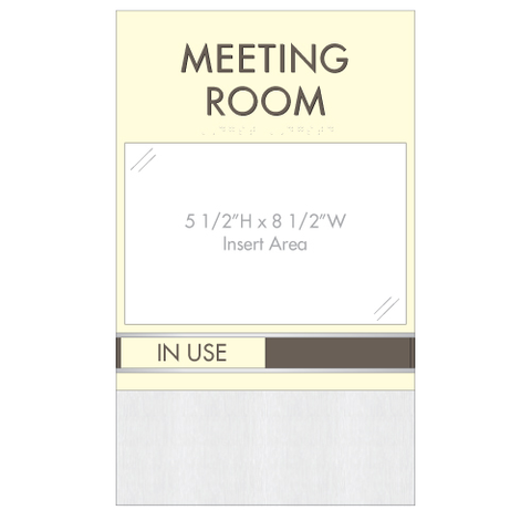 Clarion Meeting Room With Slider