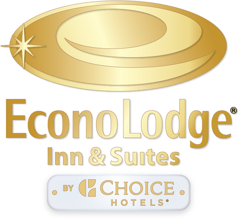 EconoLodge Inn & Suites Dimensional Logo