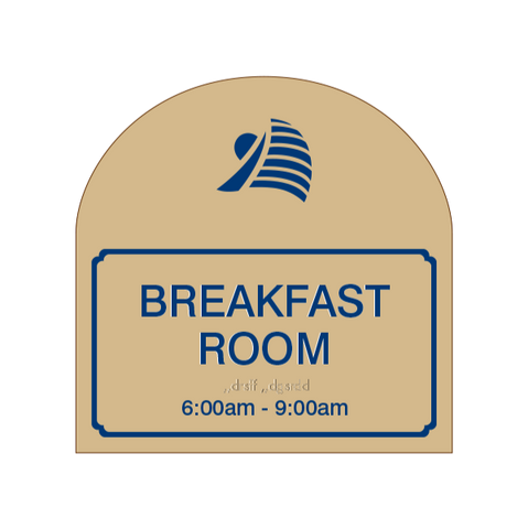 Room Identification w/hours