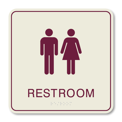 Hospitality Primary Curve - Restroom
