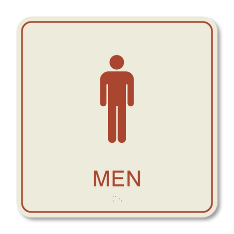 Best Western Primary Curve - Restroom Men