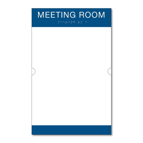 Primary - Room ID w/Doc Holder