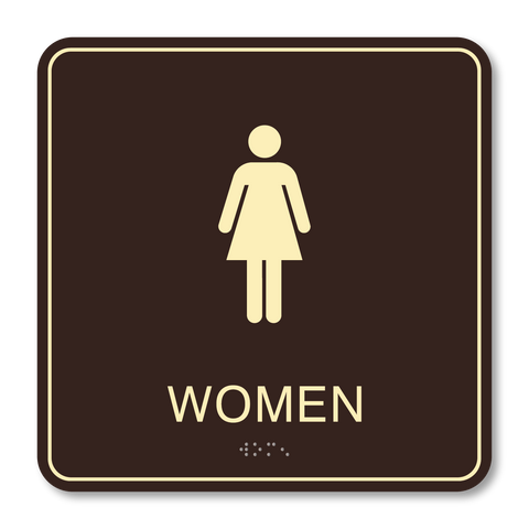Primary - Restroom Women